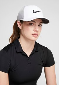 Nike Golf - AROBILL  - Casquette - white/wolf grey/black - 4