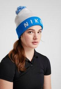 Nike Golf - BEANIE - Beanie - pure platinum/photo blue - 4