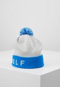 Nike Golf - BEANIE - Beanie - pure platinum/photo blue - 0