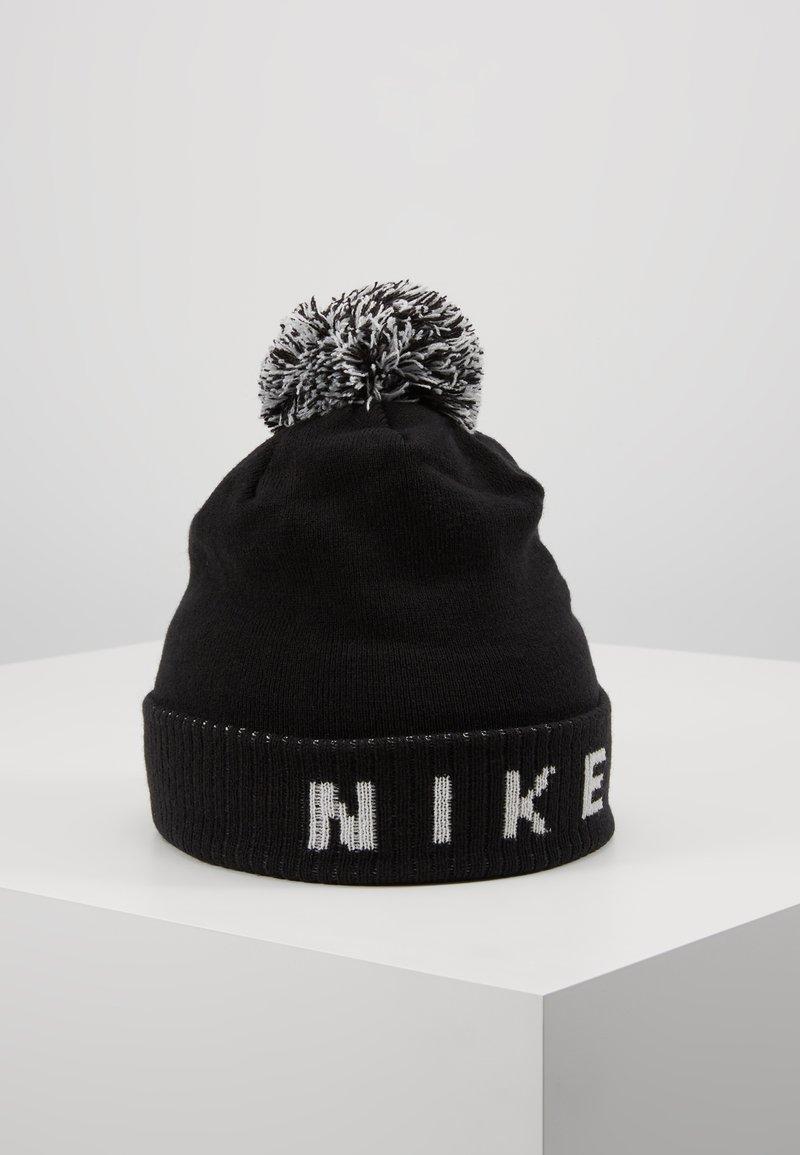 Nike Golf - BEANIE - Bonnet - black/pure platinum