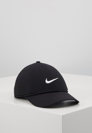 Y NK CAP CORE - Kšiltovka - black/anthracite/white