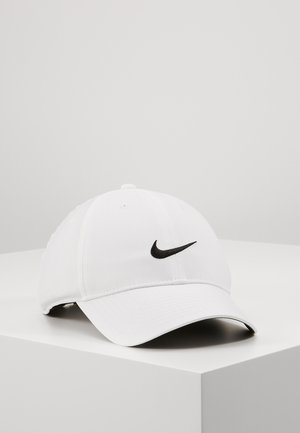 TECH - Caps - white/anthracite/black