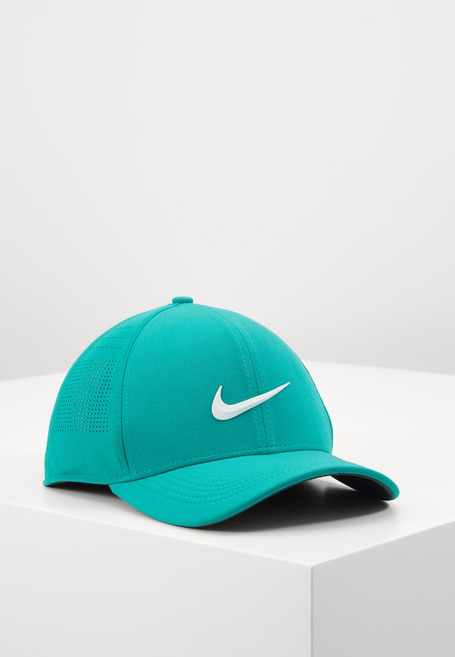 NIKE AEROBILL CLASSIC99 GOLFCAP - Keps - neptune green/anthracite/white