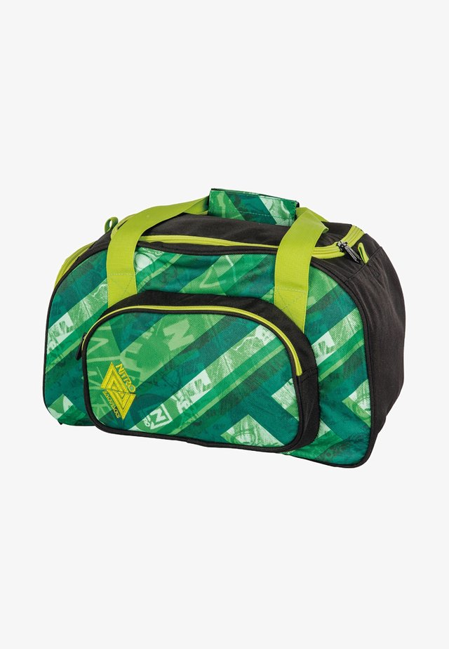 DUFFLE BAG XS (40 CM) - Sports bag - hellgrün