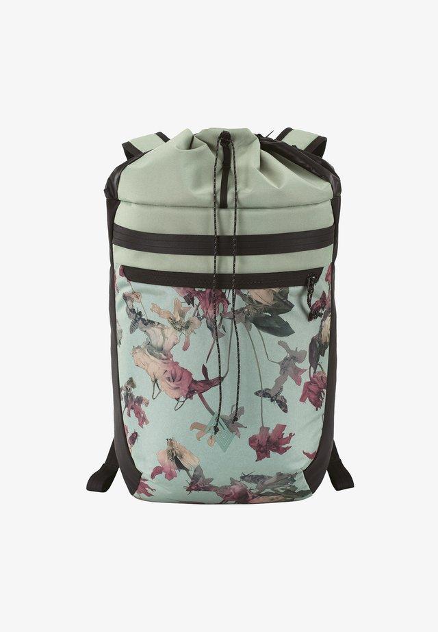 Backpack - dead flower