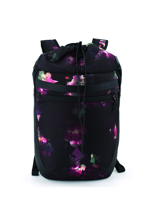 Backpack - black rose