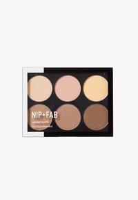 Nip+Fab - HIGHLIGHT PALETTE - Makeuppalette - stroboscopic - 0