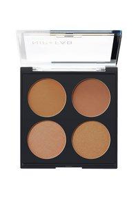 Nip+Fab - BRONZER PALETTE - Makeuppalette - - - 1