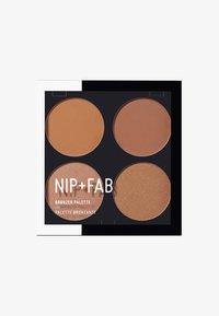 Nip+Fab - BRONZER PALETTE - Makeuppalette - - - 0