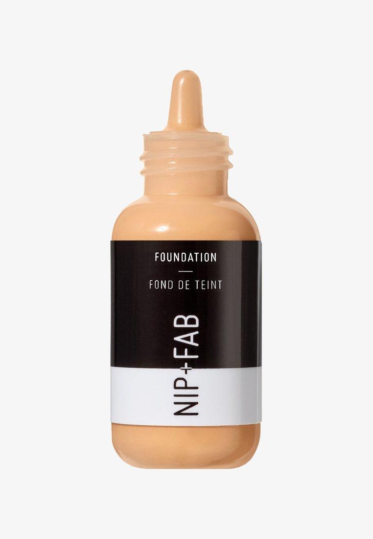 Nip+Fab - FOUNDATION - Fond de teint - 35