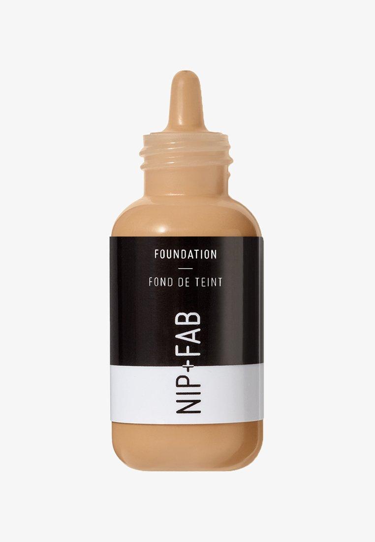 Nip+Fab - FOUNDATION - Fond de teint - 40