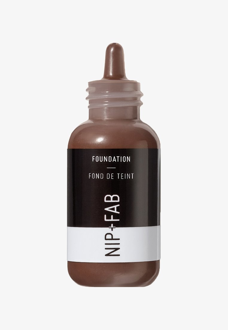 Nip+Fab - FOUNDATION - Foundation - dark mixer