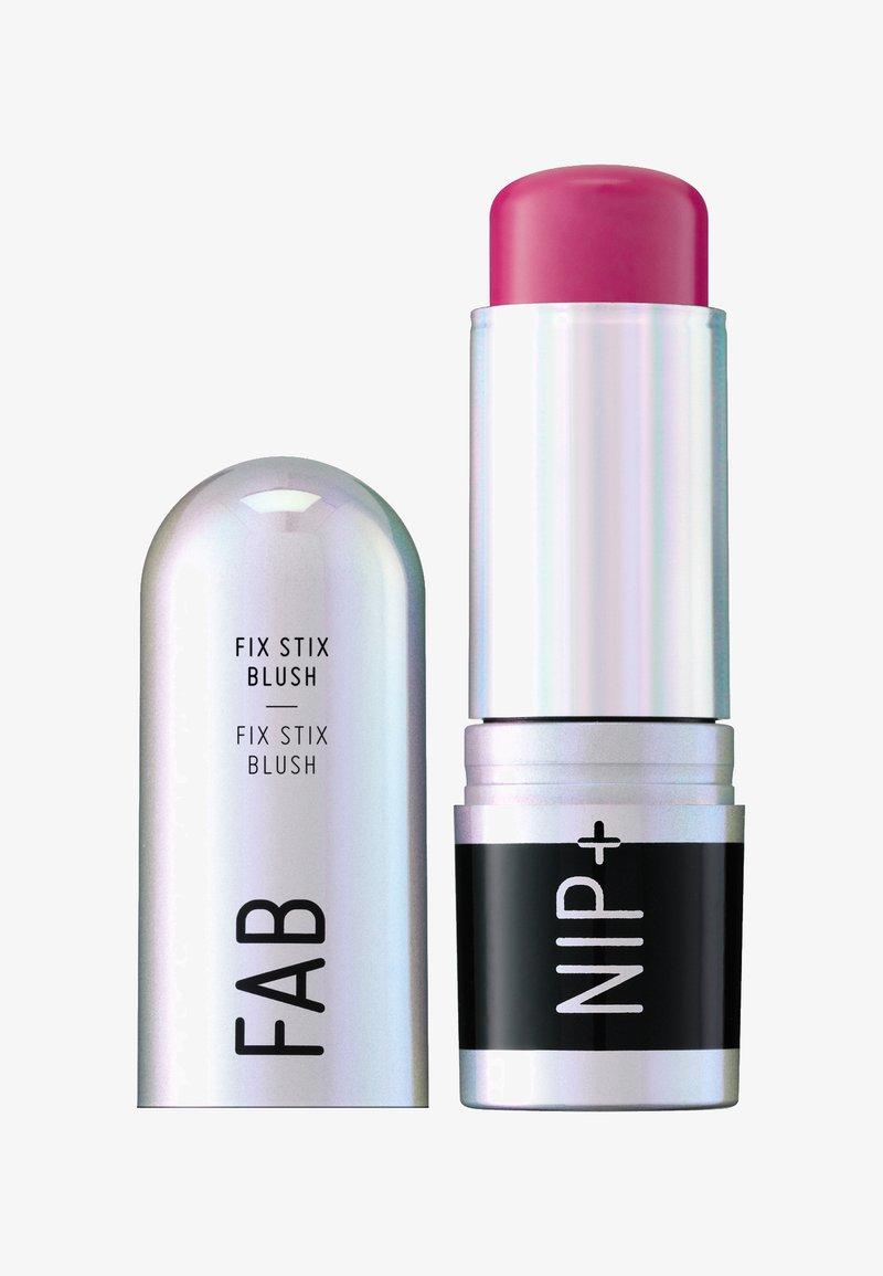 Nip+Fab - FIX STIX BLUSH - Blush - pink wink