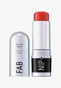 Nip+Fab - FIX STIX BLUSH - Róż - watermelon - 0