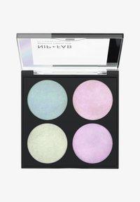 Nip+Fab - WEIGHTLESS STROBING QUAD - Highlighter - multi-coloured - 0