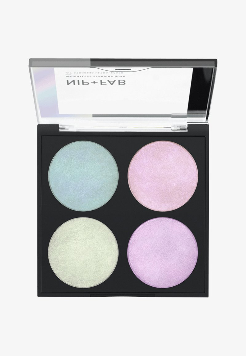 Nip+Fab - WEIGHTLESS STROBING QUAD - Highlighter - multi-coloured