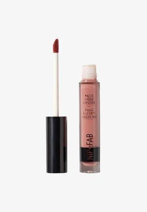 MATTE LIQUID LIPSTICK - Rouge à lèvres liquide - marshmallow