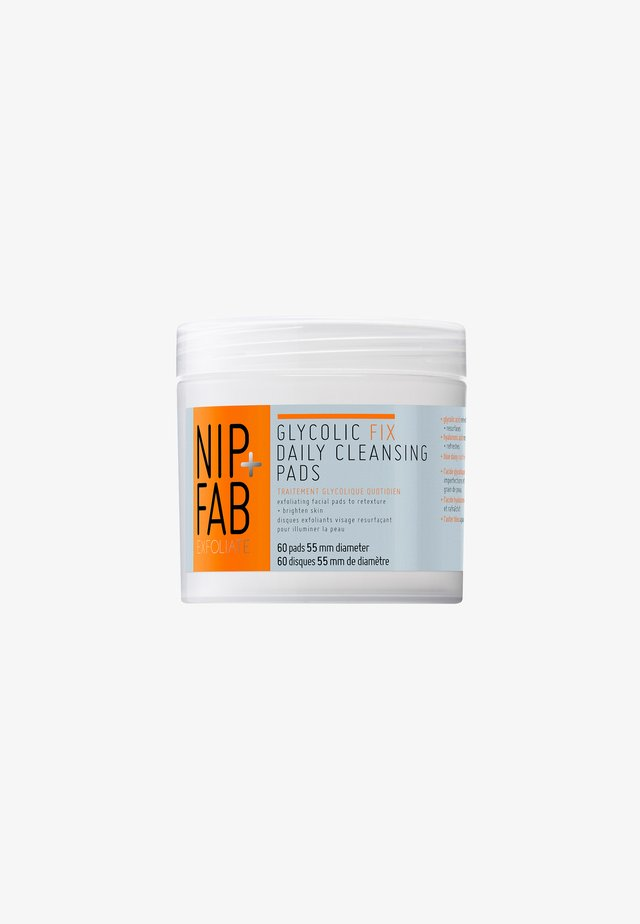 GLYCOLIC FIX PADS 80ML - Peeling - -