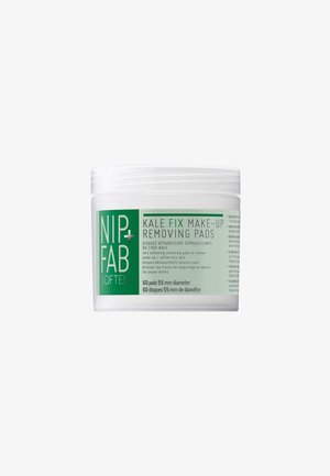 KALE FIX PADS 80ML - Make-up-Entferner - -