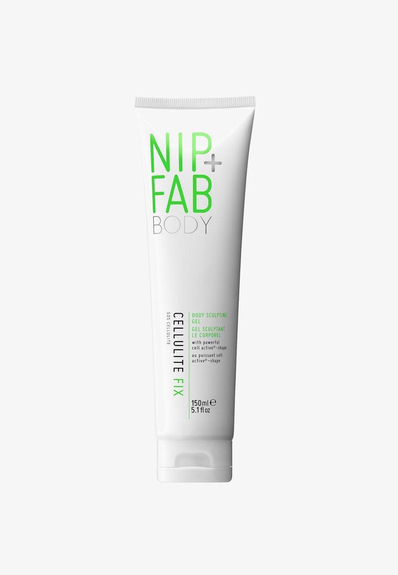 Nip+Fab - CELLULITE FIX 150ML - Anti-Cellulite - -
