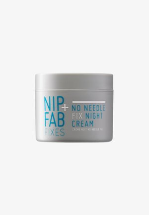 NO NEEDLE FIX NIGHT CREAM - Soin de nuit - -