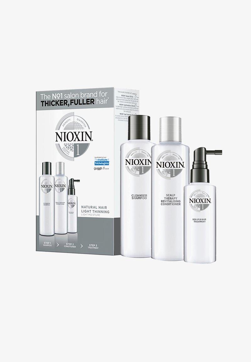 Nioxin - 3-STUFEN-SYSTEM STARTER - Haarset - -