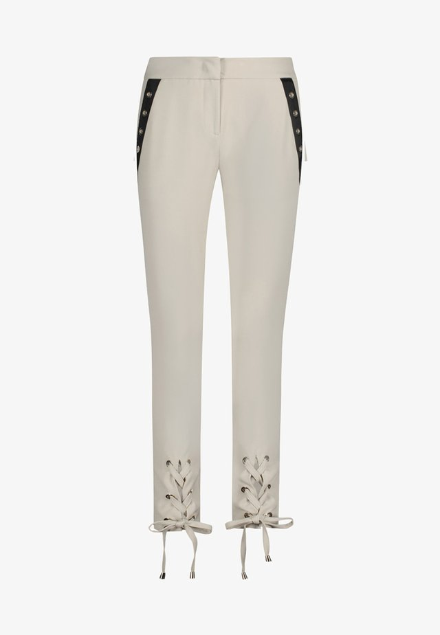 ADERICA - Trousers - beige