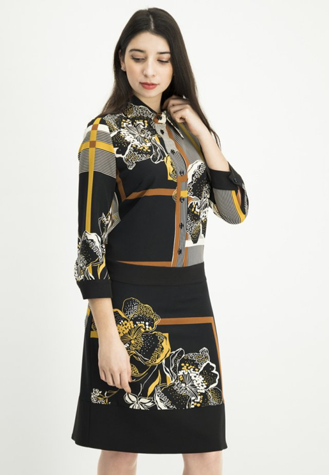 ITANJA - Shift dress - yellow