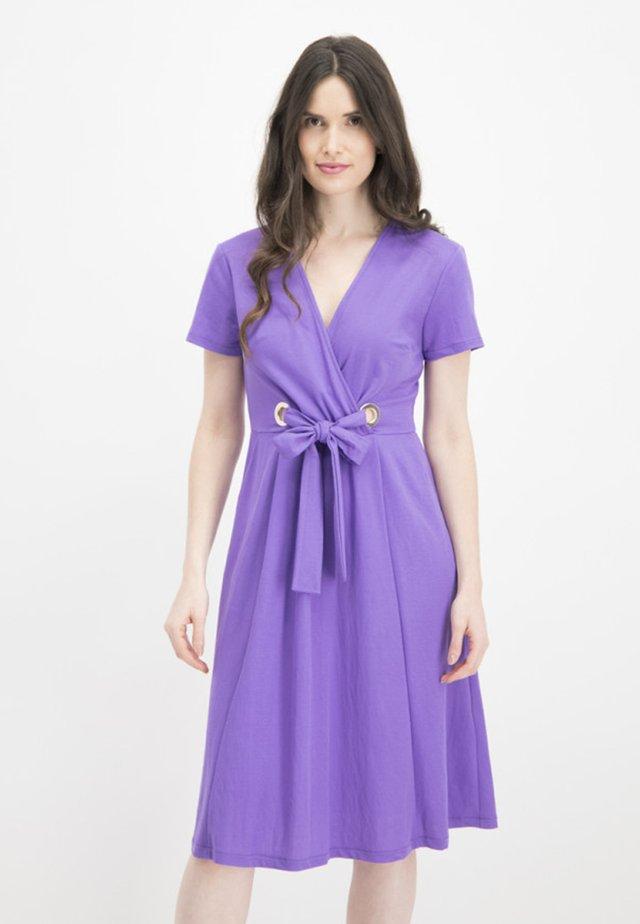 ANICEN - Day dress - lila
