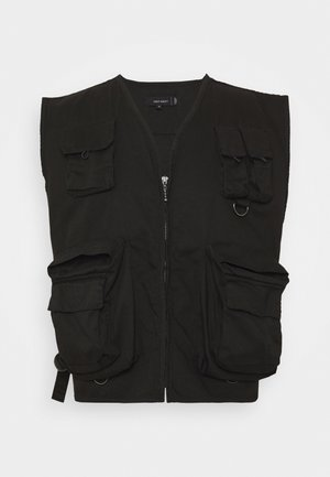 DUKE - Bodywarmer - black