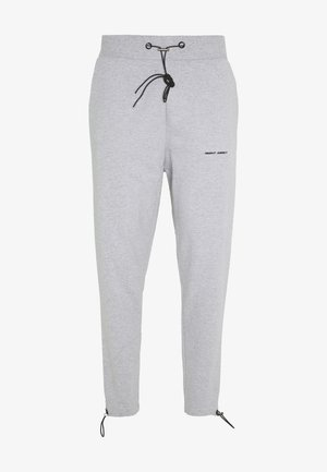 Tracksuit bottoms - grey marl