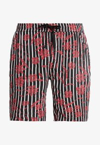 Night Addict - CAGE - Shorts - black/red - 4