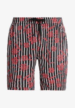 CAGE - Shortsit - black/red