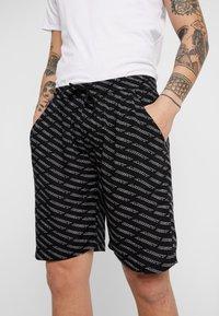 Night Addict - NEYMAR - Shorts - black - 4