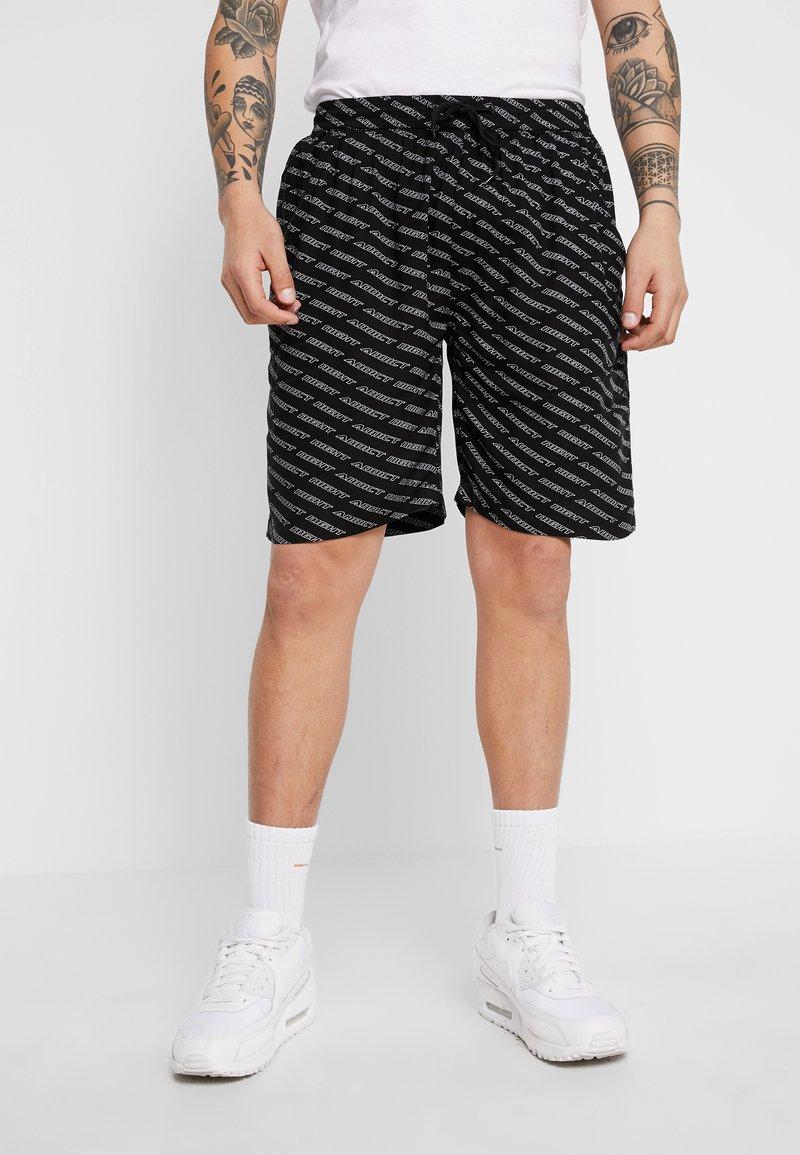 Night Addict - NEYMAR - Shorts - black
