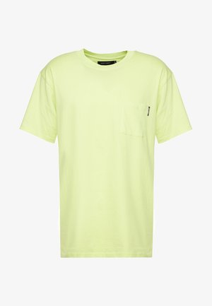 FRED - T-shirt basic - neon yellow