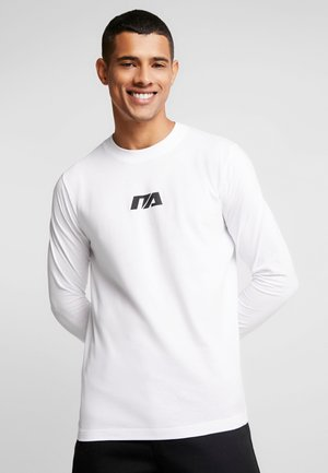 KENC - Long sleeved top - white