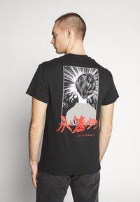 Night Addict - ETERNAL - T-shirt imprimé - black - 0
