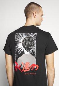 Night Addict - ETERNAL - T-shirt imprimé - black - 5