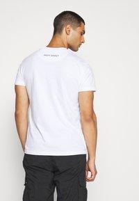 Night Addict - FOMO - Print T-shirt - white - 2