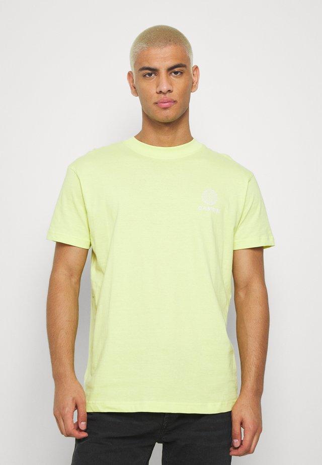 PERMIT - T-Shirt print - neon green