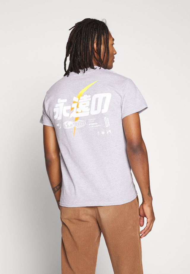 IMMORTAL - T-shirt print - grey