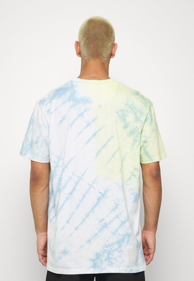 RAIDEN - T-shirt con stampa - blue