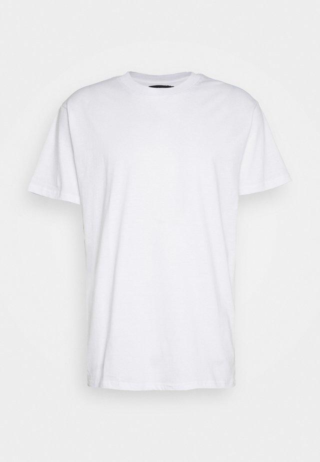 GAME - T-Shirt print - white