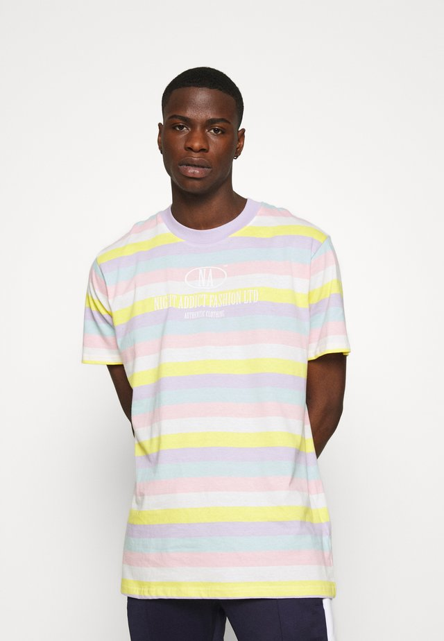 DREAM UNISEX - Print T-shirt - multi pastel