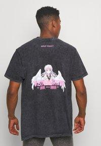 Night Addict - MAGA - Print T-shirt - black - 0