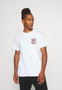 Night Addict - Print T-shirt - white - 2