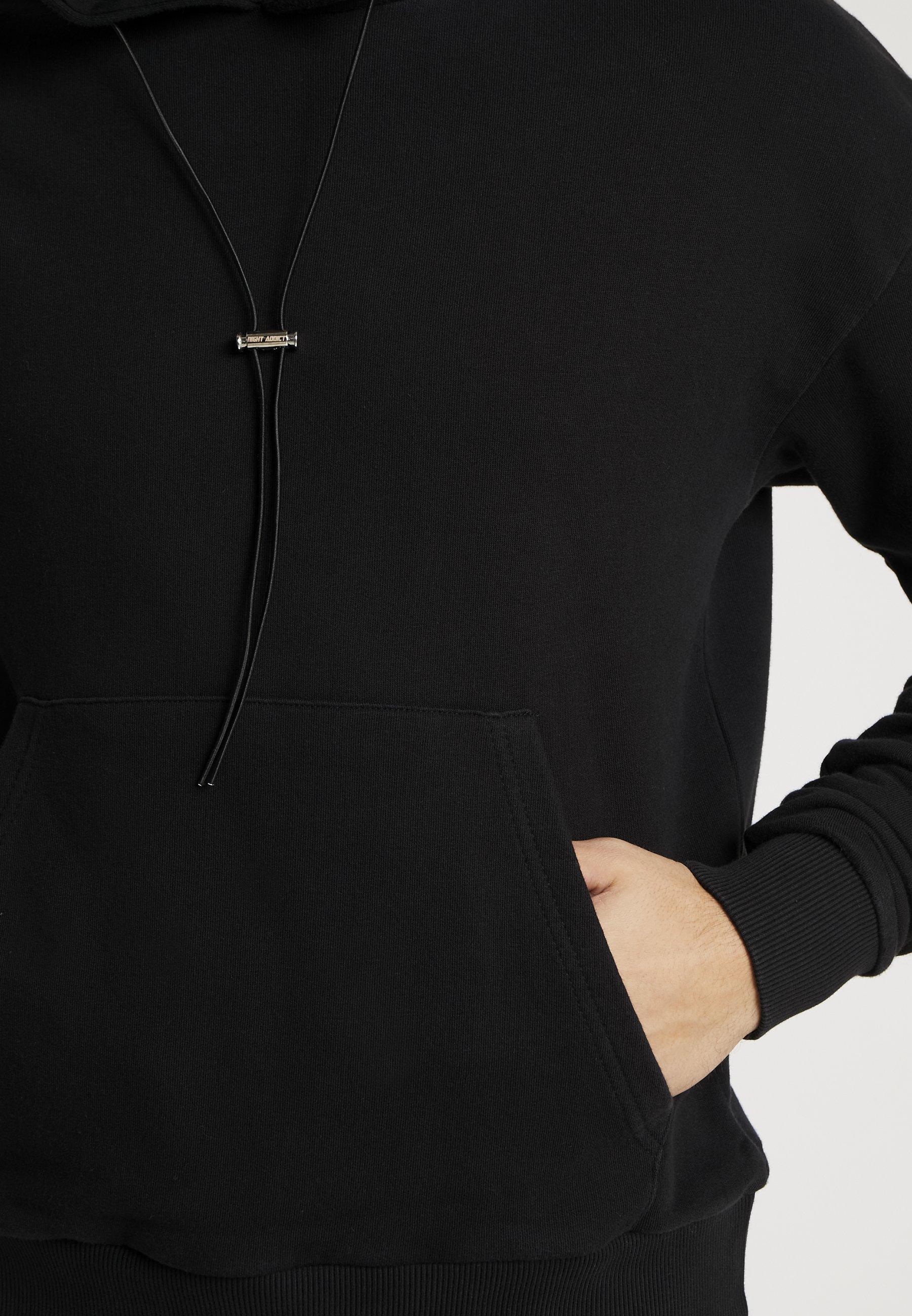 Night Addict JUNIOR - Jersey con capucha - black
