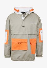 NIGEL - Giacca leggera - slate/orange