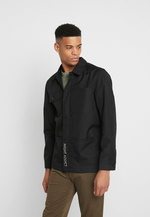NABARRINGTON - Summer jacket - black